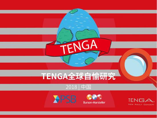 """国人""""自愉态度""""大揭秘——《TENGA 2018全球自愉调查报告》"""